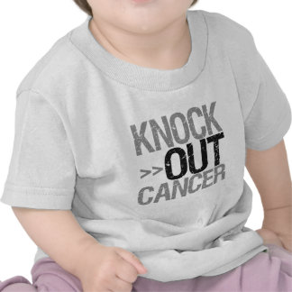 Knock Out Cancer - Melanoma Tees