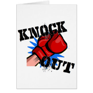 Knock Out Card