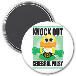 Knock Out Cerebral Palsy Magnet