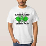 Knock Out Cerebral Palsy T-shirt