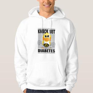 Knock Out Diabetes Hoodie