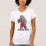 Knock Out Elektra Tee Shirts
