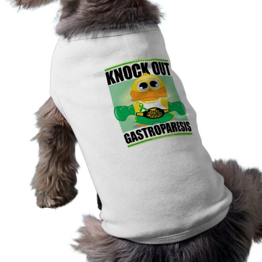 Knock Out Gastroparesis Tee