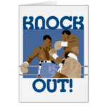 Knock Out! Greeting Cards