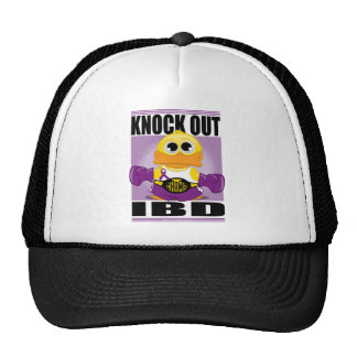 Knock Out IBD Trucker Hat