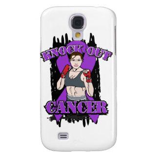 Knock Out Leiomyosarcoma Cancer Samsung Galaxy S4 Cover