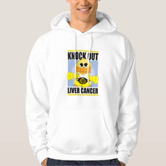 Knock Out Liver Cancer Hoodie