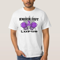 Knock Out Lupus Tshirt