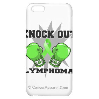 Knock Out Lymphoma iPhone 5C Cover