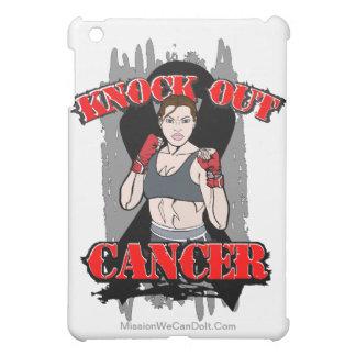 Knock Out Melanoma Cancer Cover For The iPad Mini