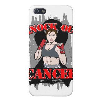 Knock Out Melanoma Cancer iPhone 5 Case