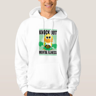 Knock Out Mental Illness Hoodie
