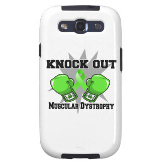 Knock Out Muscular Dystrophy Samsung Galaxy S3 Cases