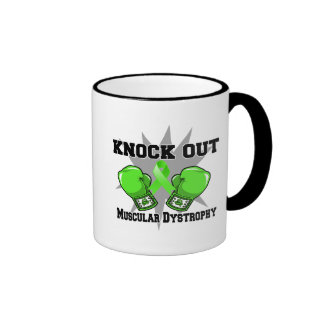 Knock Out Muscular Dystrophy Coffee Mugs