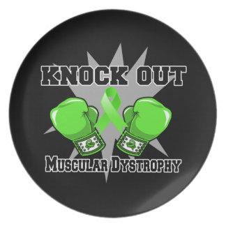 Knock Out Muscular Dystrophy Plates