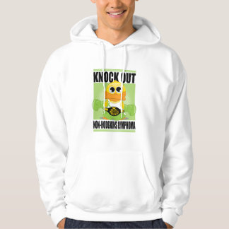 Knock Out Non-Hodgkins Lymphoma Hoodie