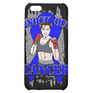 Knock Out Rectal Cancer iPhone 5C Cover