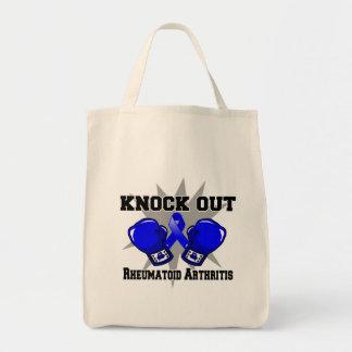 Knock Out Rheumatoid Arthritis Tote Bag