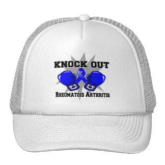 Knock Out Rheumatoid Arthritis Hats