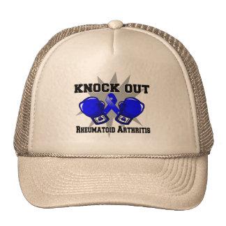 Knock Out Rheumatoid Arthritis Mesh Hats
