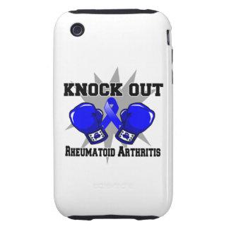 Knock Out Rheumatoid Arthritis Tough iPhone 3 Covers