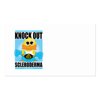 Knock Out Scleroderma Business Card