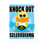 Knock Out Scleroderma Post Card
