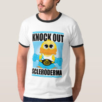 Knock Out Scleroderma T-Shirt