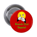 Knock Out Sepsis Pin