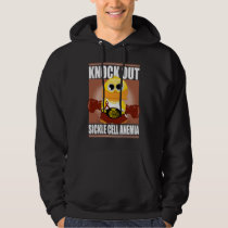 Knock Out Sickle Cell Anemia Hoodie