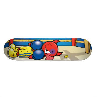 Knock Out Skateboard Deck