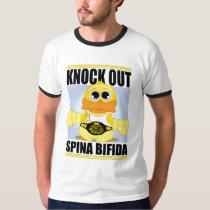 Knock Out Spina Bifida T-Shirt