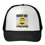 Knock Out Spina Bifida Trucker Hat