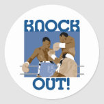 Knock Out! Sticker