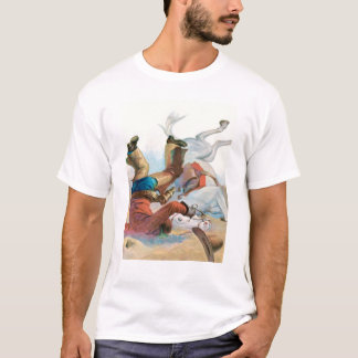 Knocked Off Horse T-Shirt