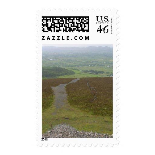 Knocknara Green Field Stamps