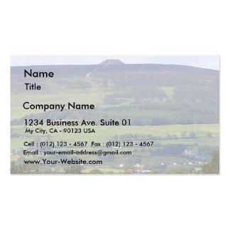 Knocknara Seen From Carrowmore Business Card