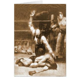 Knockout 1921 card