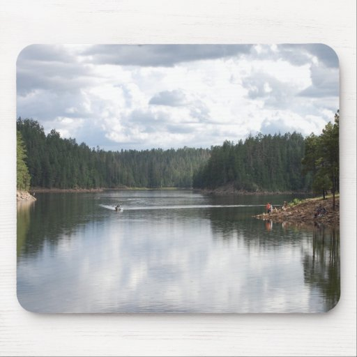 Knoll Lake Mousepad