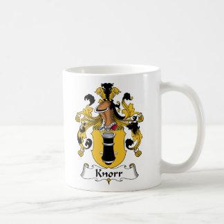 Knorr Family Crest Coffee Mug