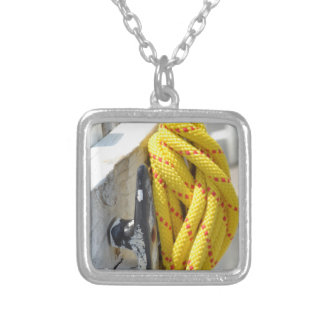 Knot Another by Kenneth Yoncich Silver Plated Necklace