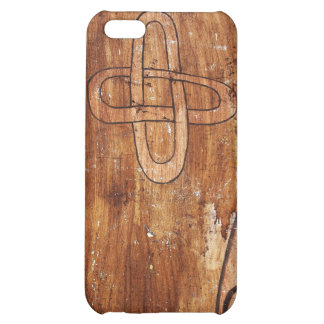 Knot Cross Cover For iPhone 5C