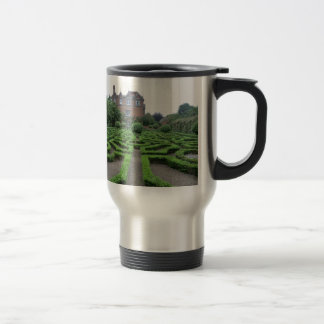 Knot Garden at Old Moseley Hall Coffee Mugs