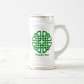 Knot Just For Beer (Personalized Stein) 18 Oz Beer Stein