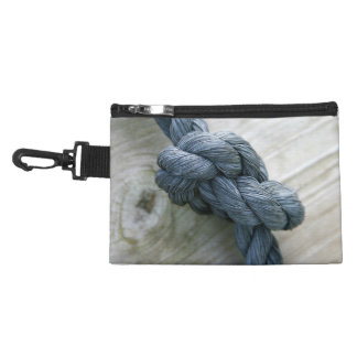 Knot Photo Clip on Accessory Bag