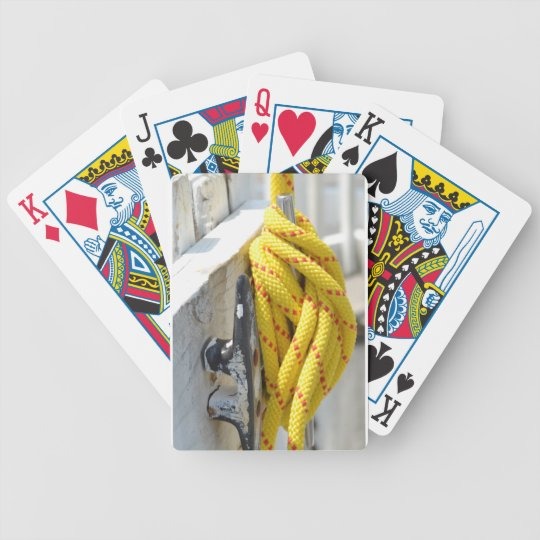 Knot Playing by Kenneth Yoncich Bicycle Playing Cards