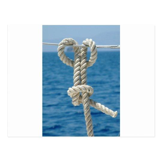 knot postcard