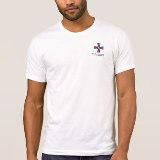 Knot White T-Shirt - L