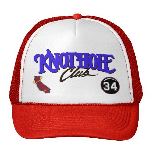Knothole Club Trucker Hat