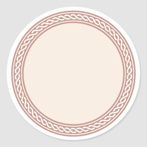 knots border blank template label round sticker r4fed03570eb04aa789258eabd3c681e5 v9waf 8byvr 512 Top Result 60 Lovely 3 4 Round Label Template Pic 2017 Gst3